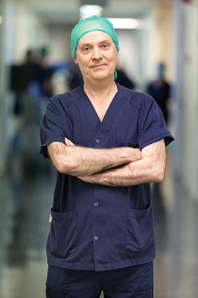 Dr. Juan Antonio Baena