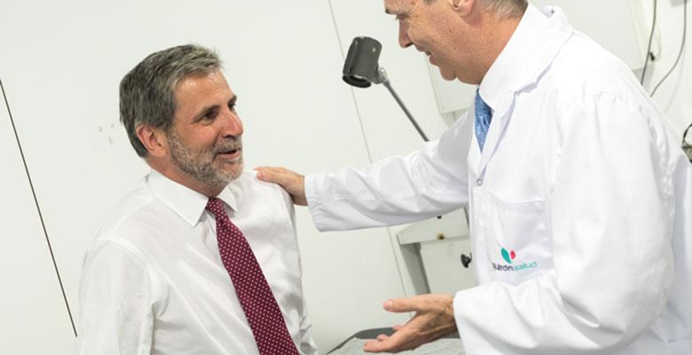 Para pacientes del Dr. Balsells
